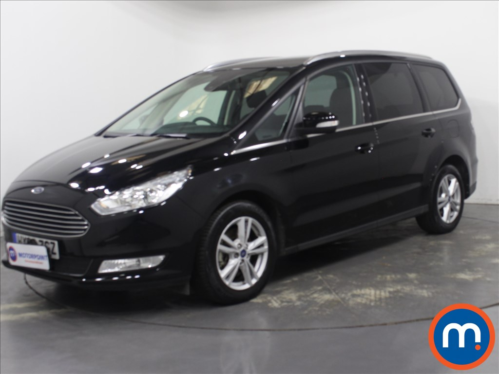 Ford Galaxy Titanium - Stock Number 1128702 Passenger side front corner