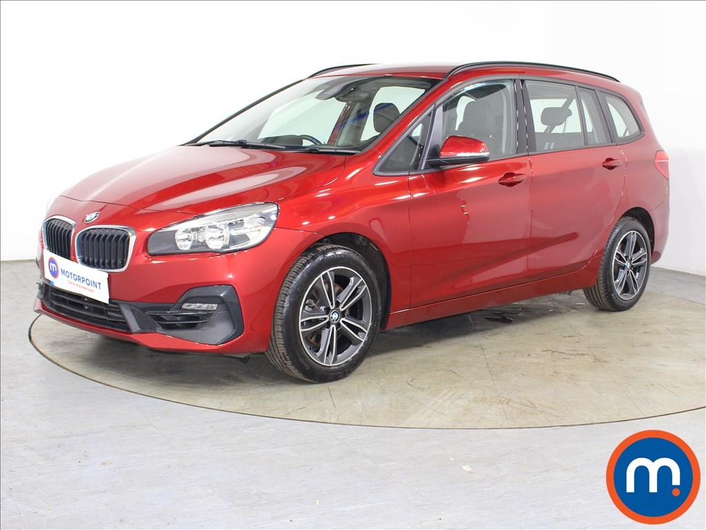 BMW 2 Series Sport - Stock Number 1106299 Passenger side front corner