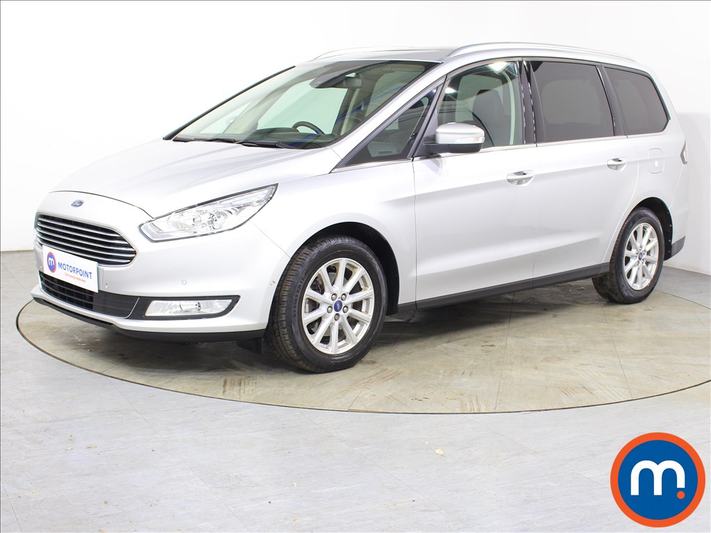 Ford Galaxy Titanium X - Stock Number 1118024 Passenger side front corner