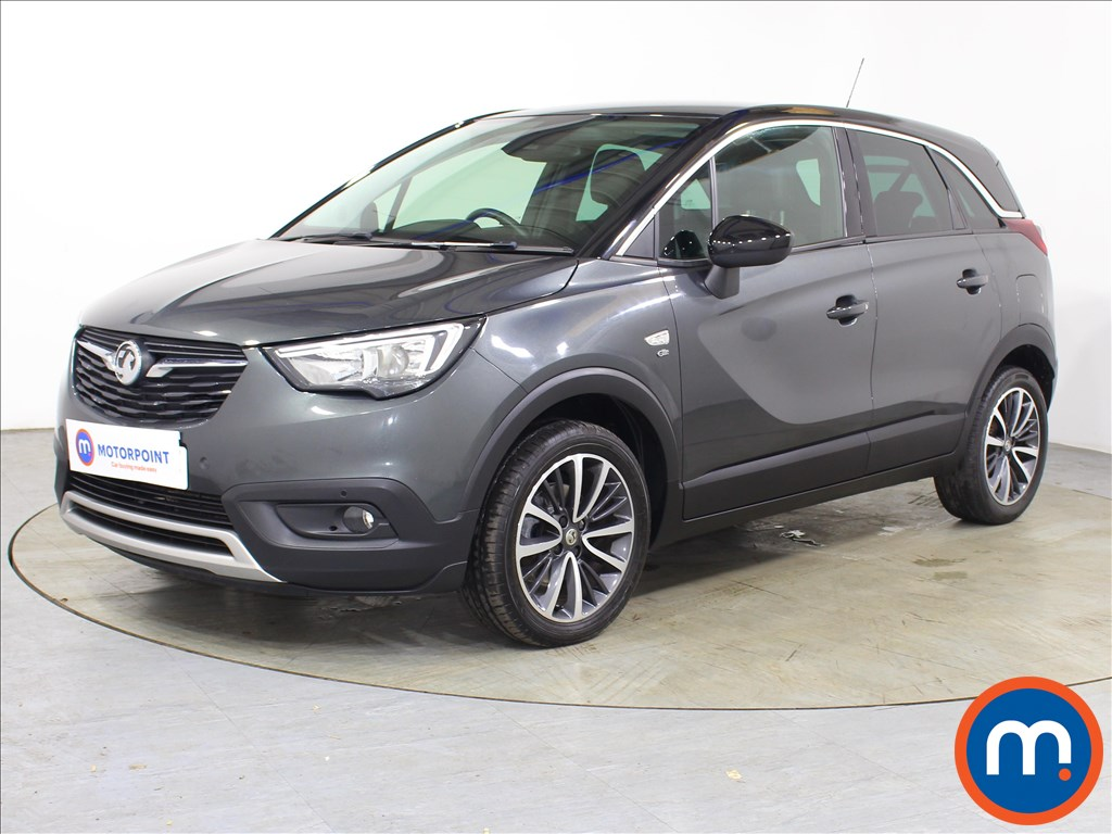 Vauxhall Crossland X Elite - Stock Number 1125819 Passenger side front corner