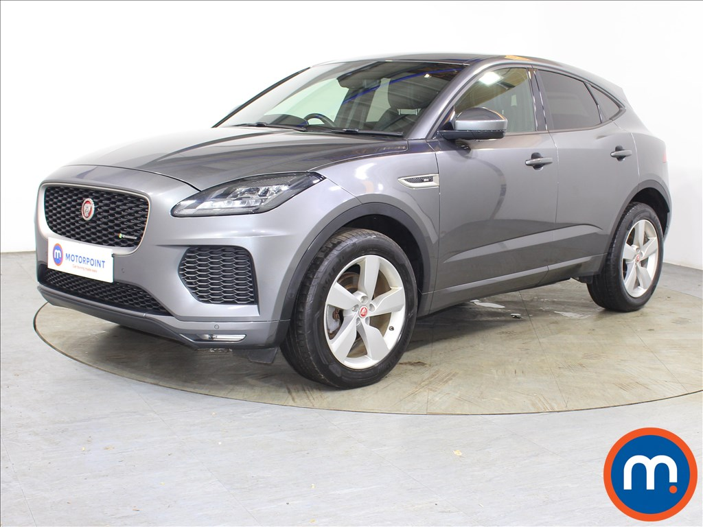 Jaguar E-Pace R-Dynamic SE - Stock Number 1126448 Passenger side front corner