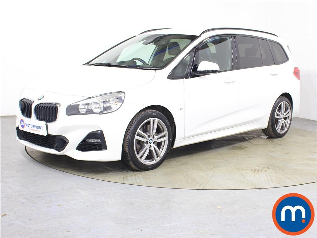 BMW 2 Series 220i M Sport 5dr DCT - Stock Number 1131426 Passenger side front corner