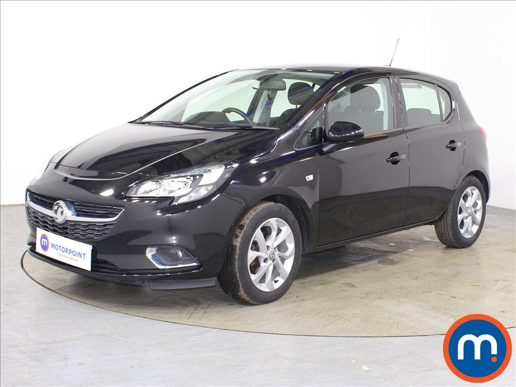 Vauxhall Corsa SRi Nav - Stock Number 1132517 Passenger side front corner