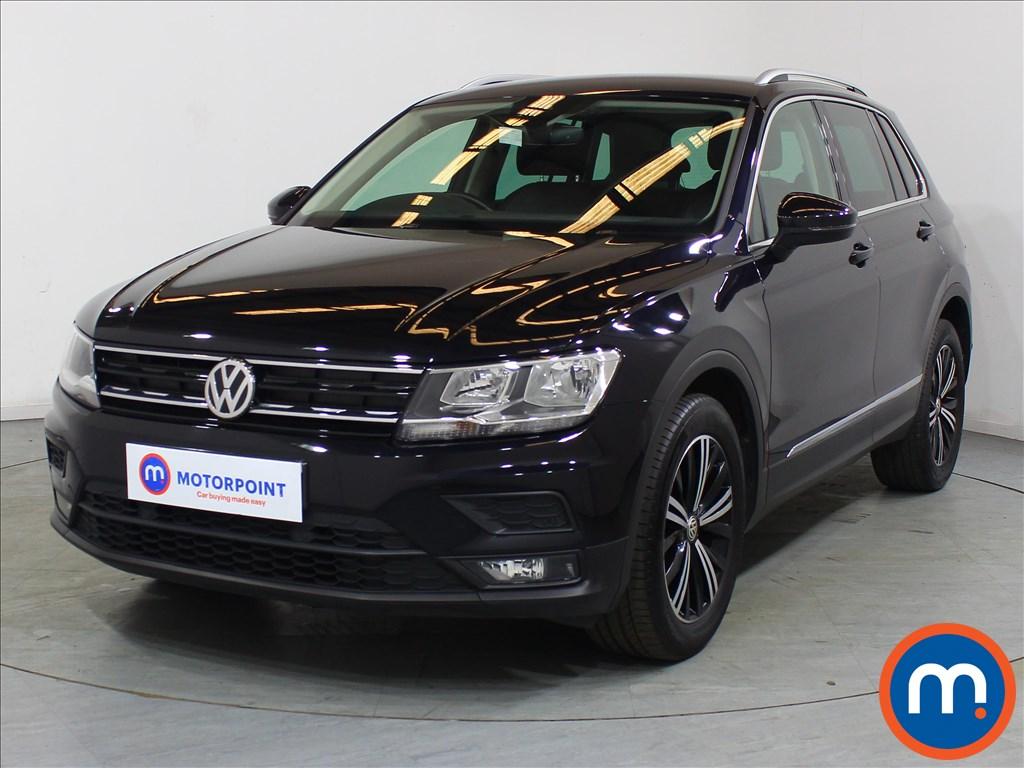 Volkswagen Tiguan SE Nav - Stock Number 1128604 Passenger side front corner