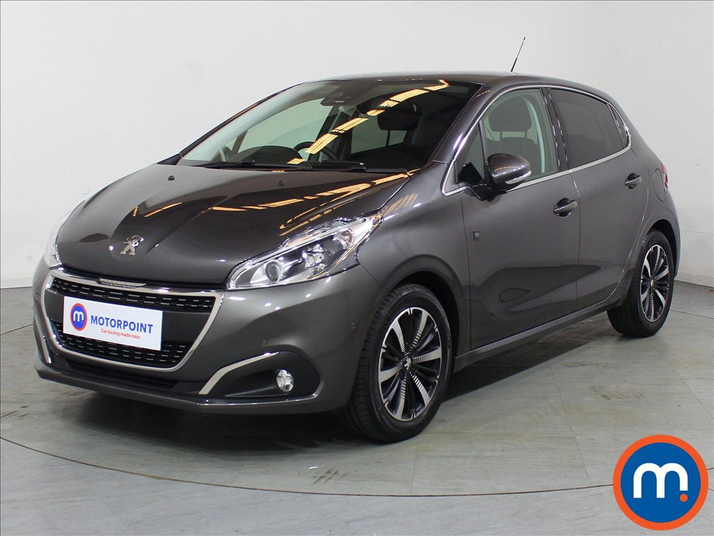 Peugeot 208 Tech Edition - Stock Number 1132121 Passenger side front corner