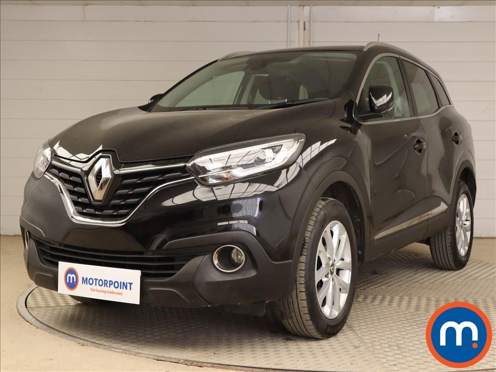Renault Kadjar Dynamique Nav - Stock Number 1121161 Passenger side front corner