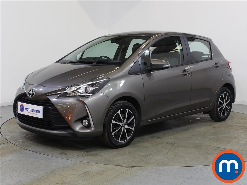 Toyota Yaris Icon Tech - Stock Number 1128490 Passenger side front corner