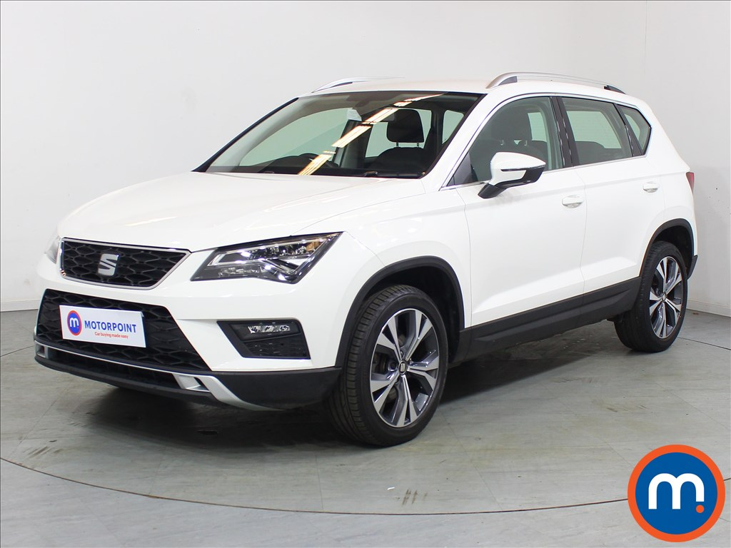 Seat Ateca SE Technology - Stock Number 1128231 Passenger side front corner