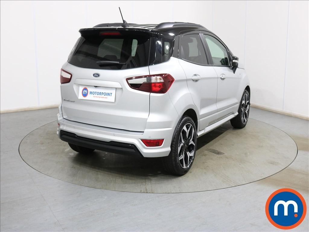 Ford Ecosport ST-Line - Stock Number 1123367 Passenger side front corner