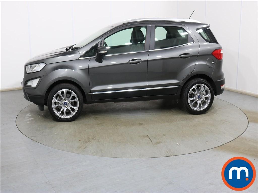 Ford Ecosport Titanium - Stock Number 1129342 Passenger side front corner