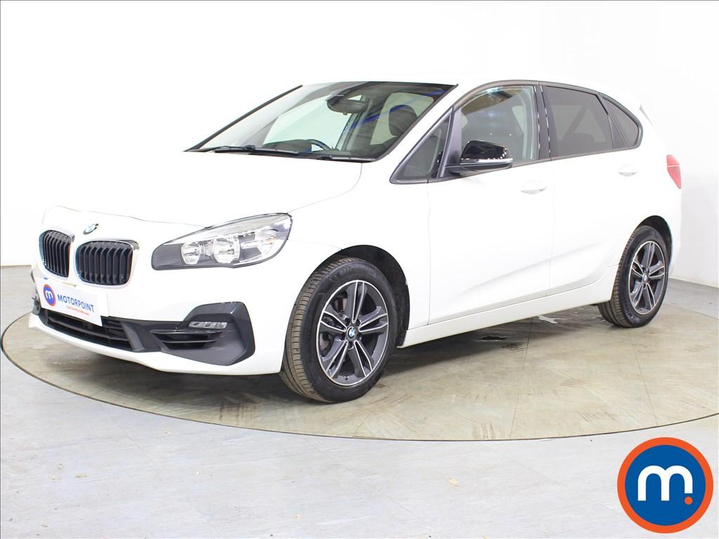 BMW 2 Series Sport - Stock Number 1132489 Passenger side front corner