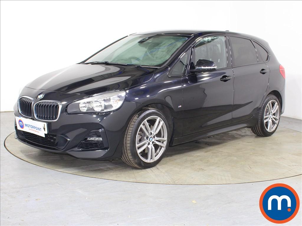 BMW 2 Series 220i M Sport 5dr DCT - Stock Number 1133687 Passenger side front corner