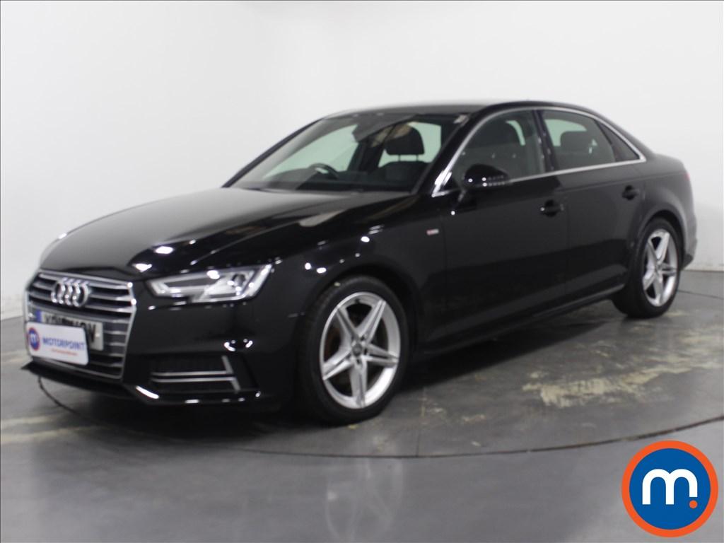 Audi A4 1.4T FSI S Line 4dr [Leather-Alc] - Stock Number 1129719 Passenger side front corner