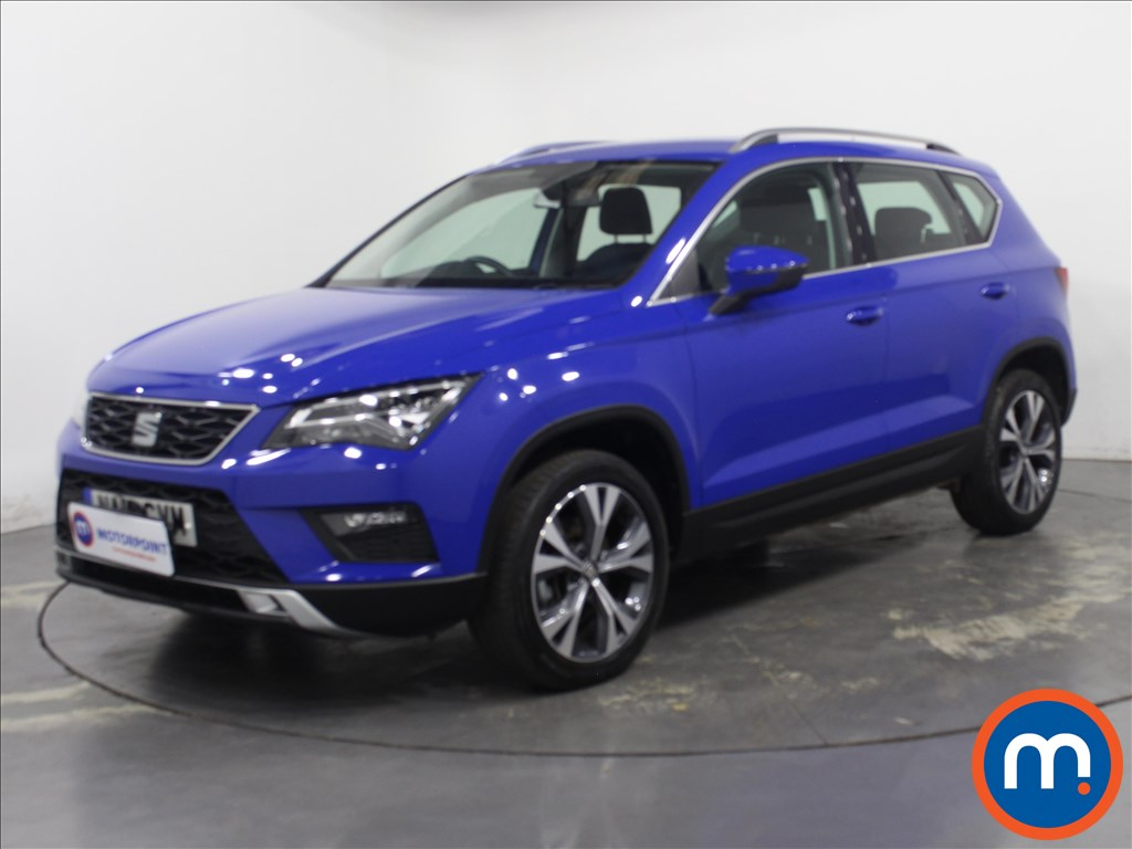 Seat Ateca SE Technology - Stock Number 1129373 Passenger side front corner