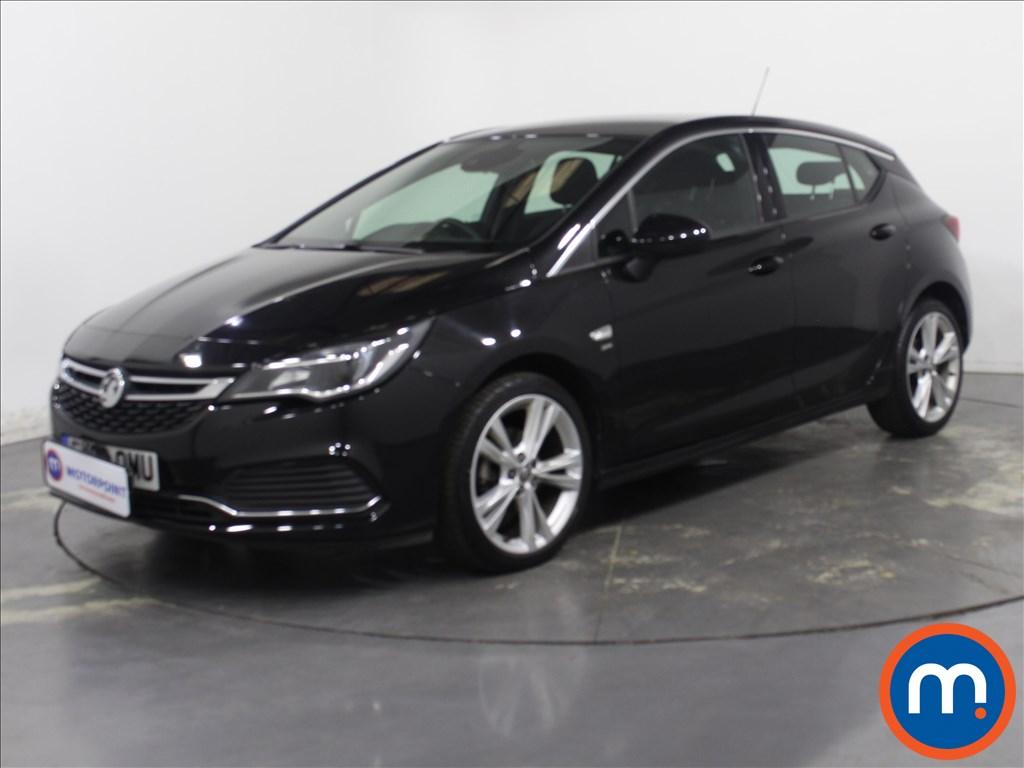 Vauxhall Astra 1.4T 16V 150 SRi Vx-line Nav 5dr - Stock Number 1129767 Passenger side front corner