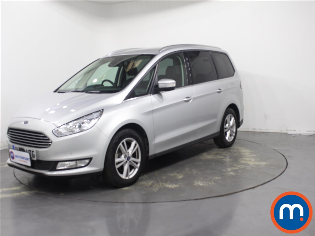 Ford Galaxy Titanium - Stock Number 1128719 Passenger side front corner