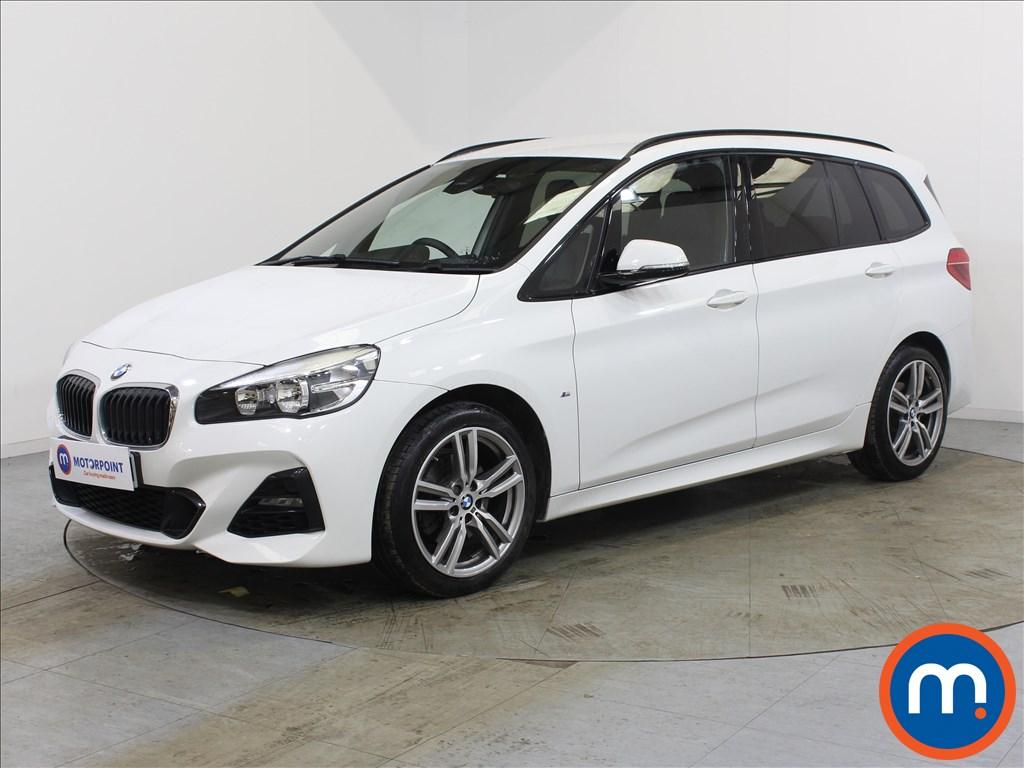 BMW 2 Series M Sport - Stock Number 1134652 Passenger side front corner