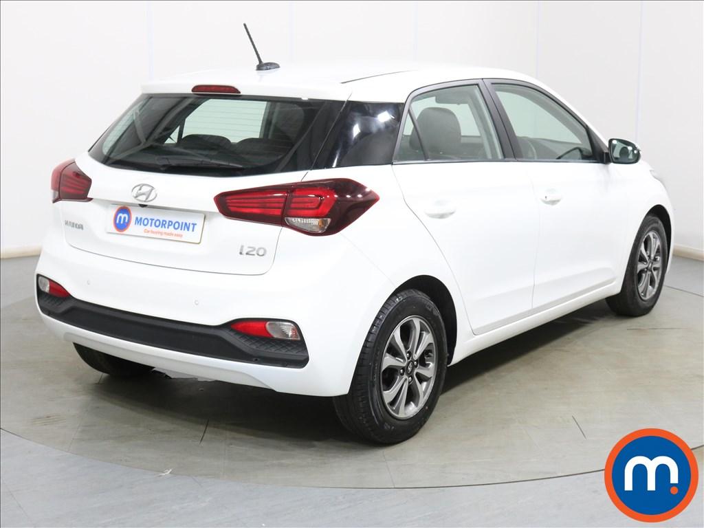 Hyundai I20 SE - Stock Number 1115085 Passenger side front corner