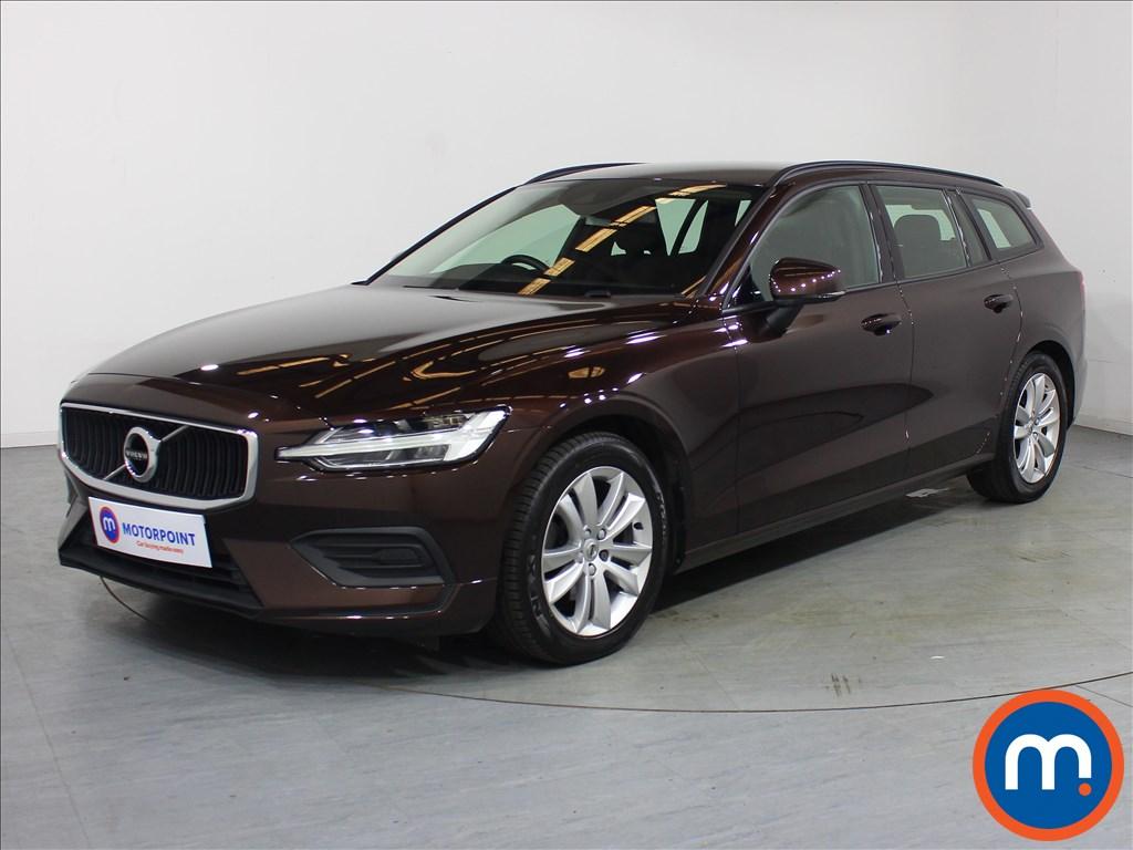 Volvo V60 Momentum - Stock Number 1118473 Passenger side front corner