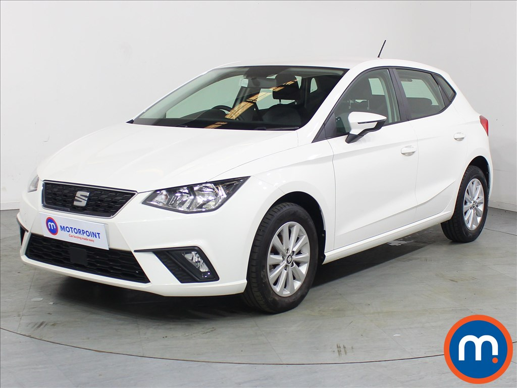Seat Ibiza SE Technology - Stock Number 1128240 Passenger side front corner