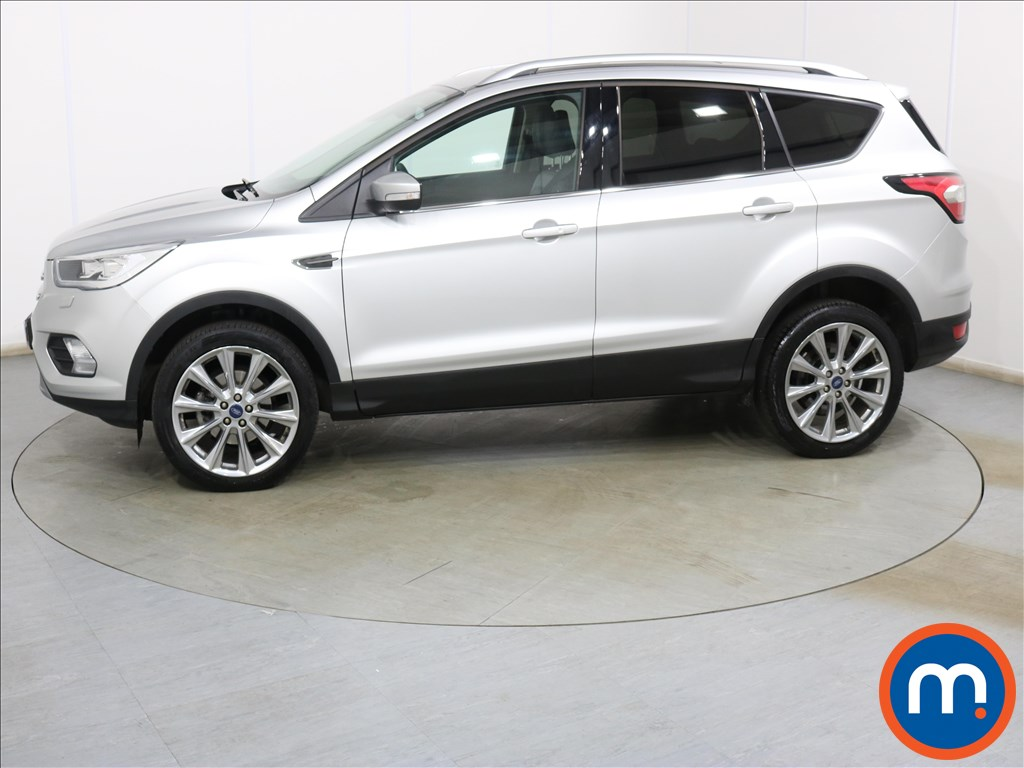 Ford Kuga Titanium X Edition - Stock Number 1134262 Passenger side front corner