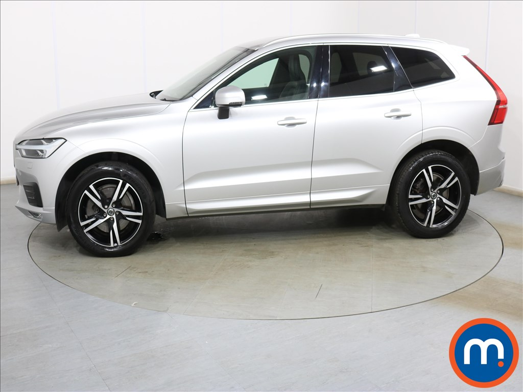 Volvo Xc60 R DESIGN - Stock Number 1124828 Passenger side front corner