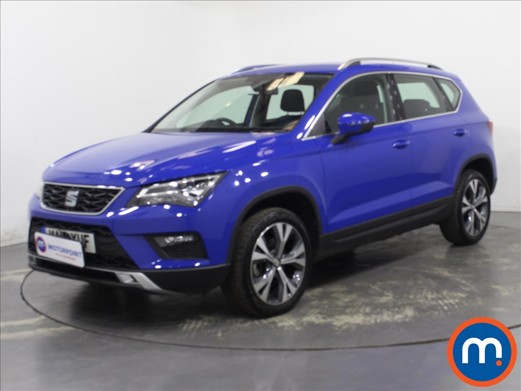Seat Ateca SE Technology - Stock Number 1129742 Passenger side front corner