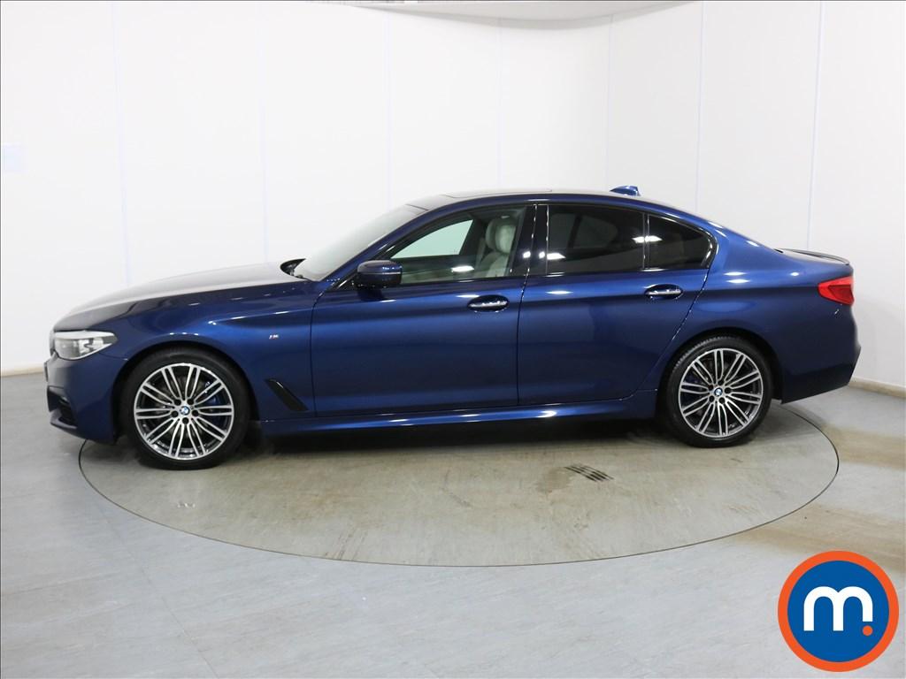 BMW 5 Series M Sport - Stock Number 1128612 Passenger side front corner