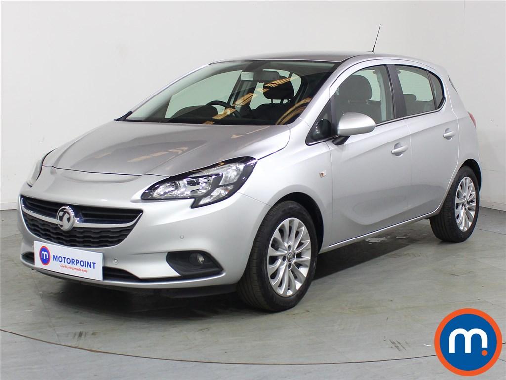 Vauxhall Corsa SE Nav - Stock Number 1120084 Passenger side front corner