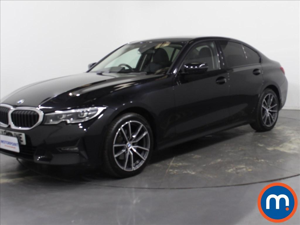BMW 3 Series Sport - Stock Number 1133025 Passenger side front corner