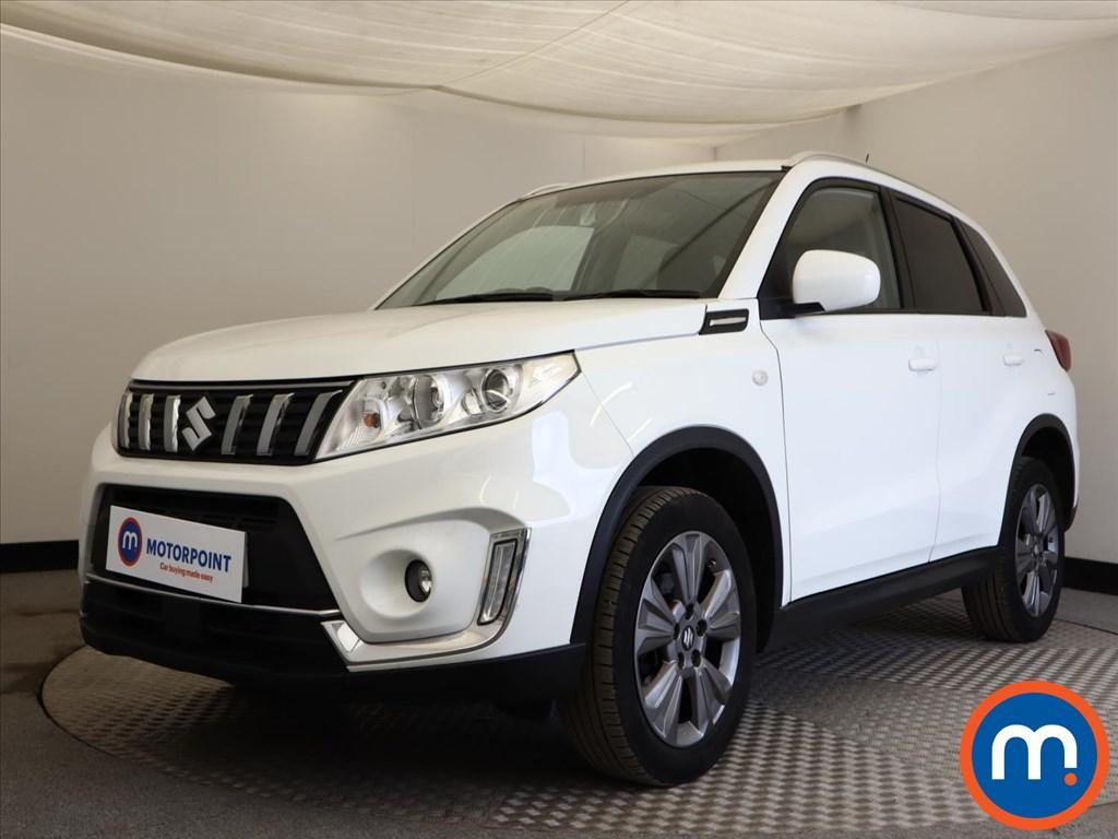 Suzuki Vitara SZ-T - Stock Number 1128736 Passenger side front corner