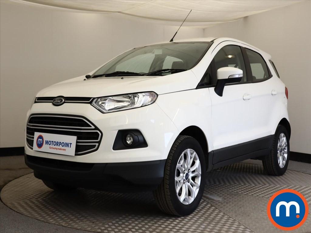 Ford Ecosport Zetec - Stock Number 1132849 Passenger side front corner
