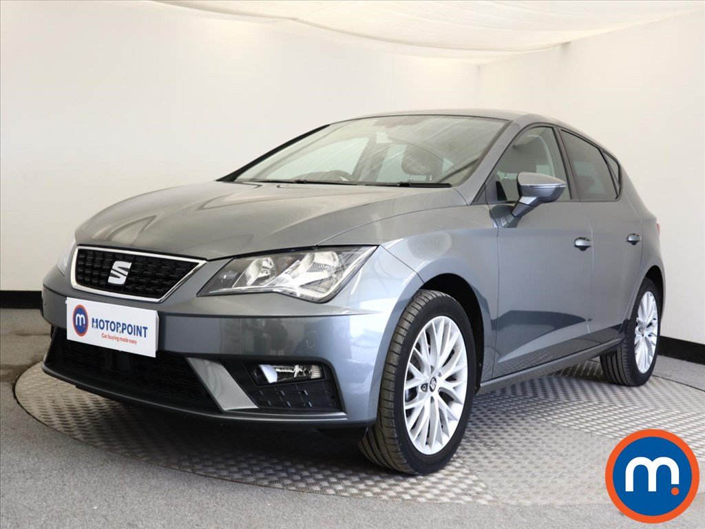 Seat Leon SE Dynamic Technology - Stock Number 1132135 Passenger side front corner