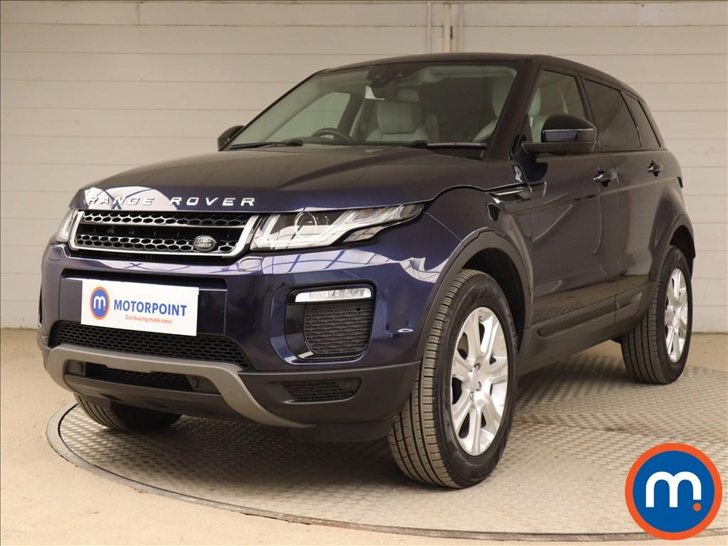 Land Rover Range Rover Evoque SE Tech - Stock Number 1126698 Passenger side front corner