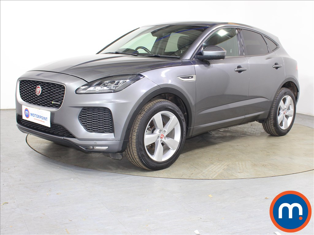 Jaguar E-Pace R-Dynamic SE - Stock Number 1126437 Passenger side front corner