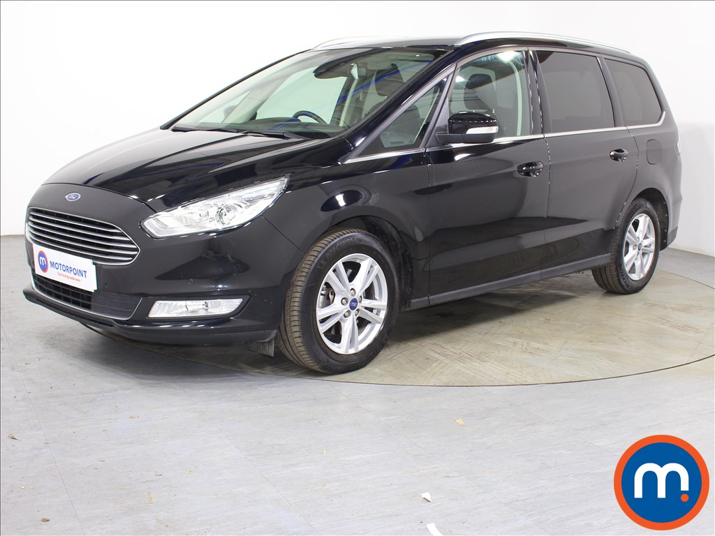 Ford Galaxy Titanium - Stock Number 1127340 Passenger side front corner
