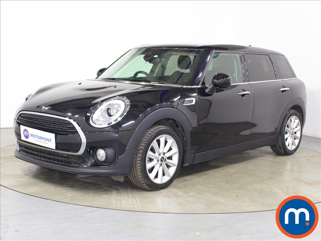 Mini Clubman Cooper - Stock Number 1121209 Passenger side front corner