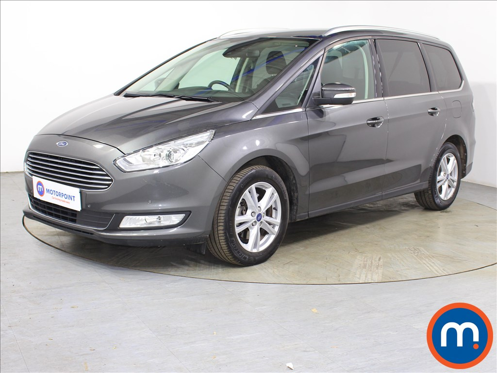 Ford Galaxy Titanium - Stock Number 1128715 Passenger side front corner