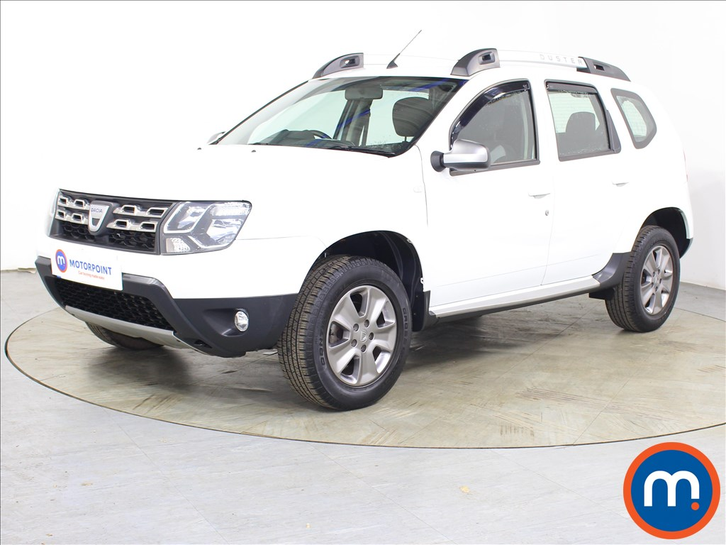 Dacia Duster Laureate - Stock Number 1130788 Passenger side front corner