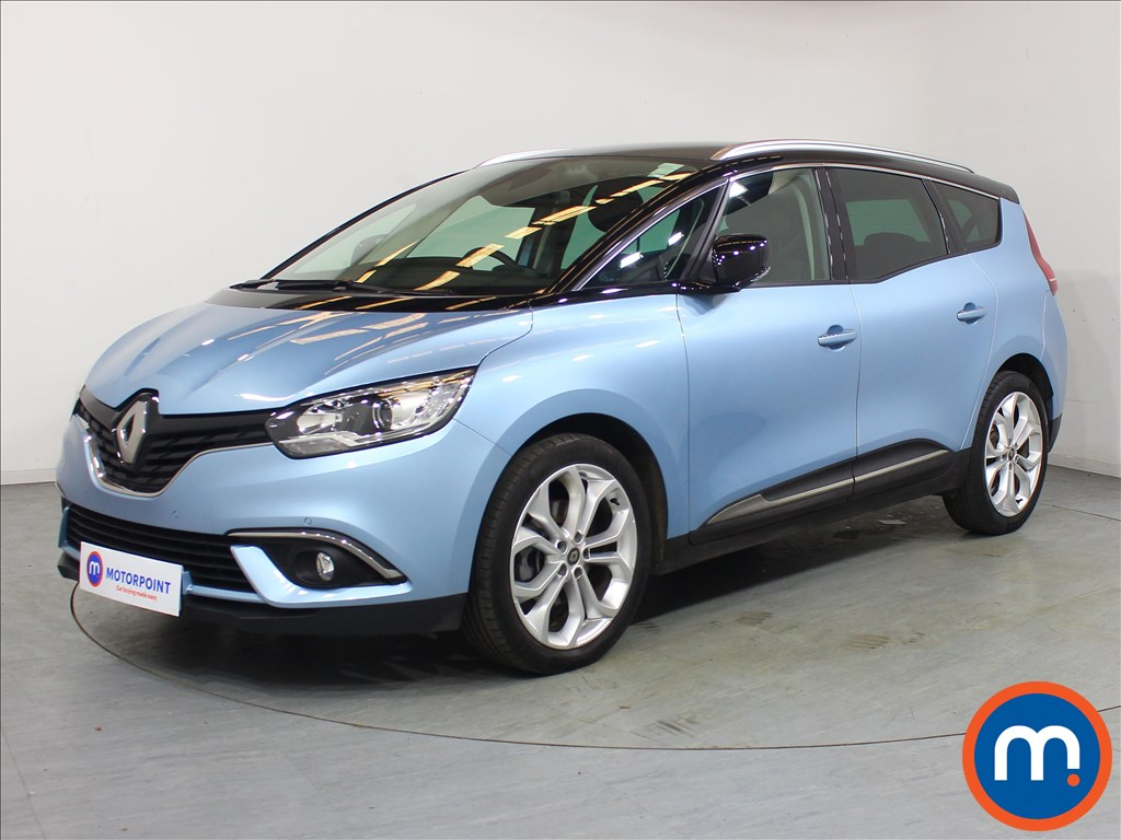 Renault Grand Scenic Iconic - Stock Number 1120151 Passenger side front corner