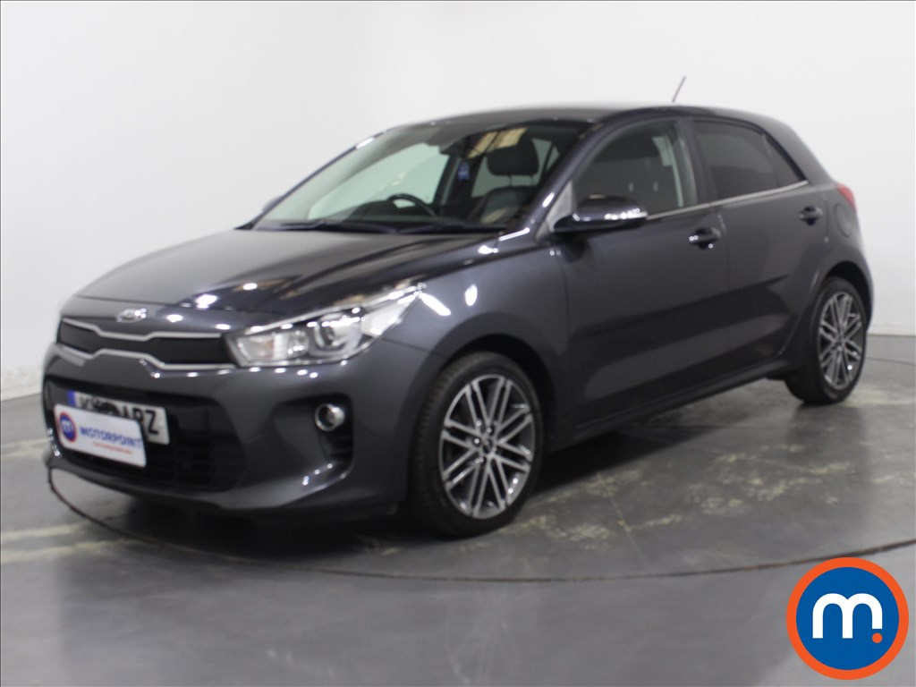 KIA RIO First Edition - Stock Number 1133330 Passenger side front corner