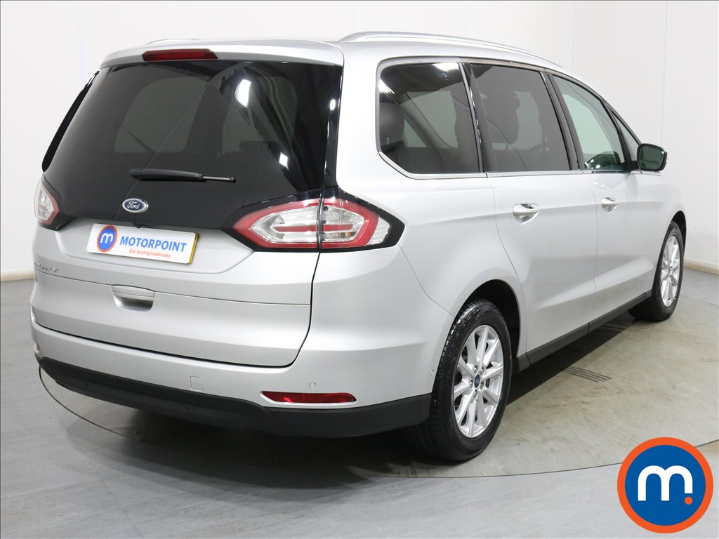 Ford Galaxy 2.0 EcoBlue 150 Titanium X 5dr Auto - Stock Number 1129584 Passenger side front corner
