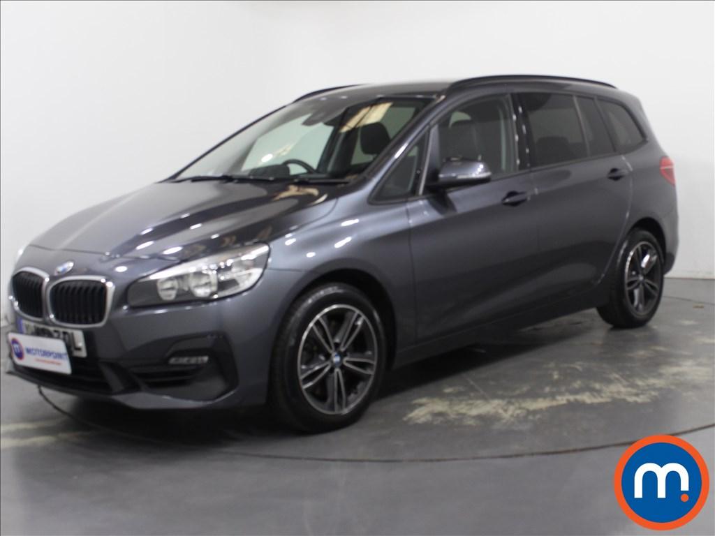 BMW 2 Series Sport - Stock Number 1134672 Passenger side front corner