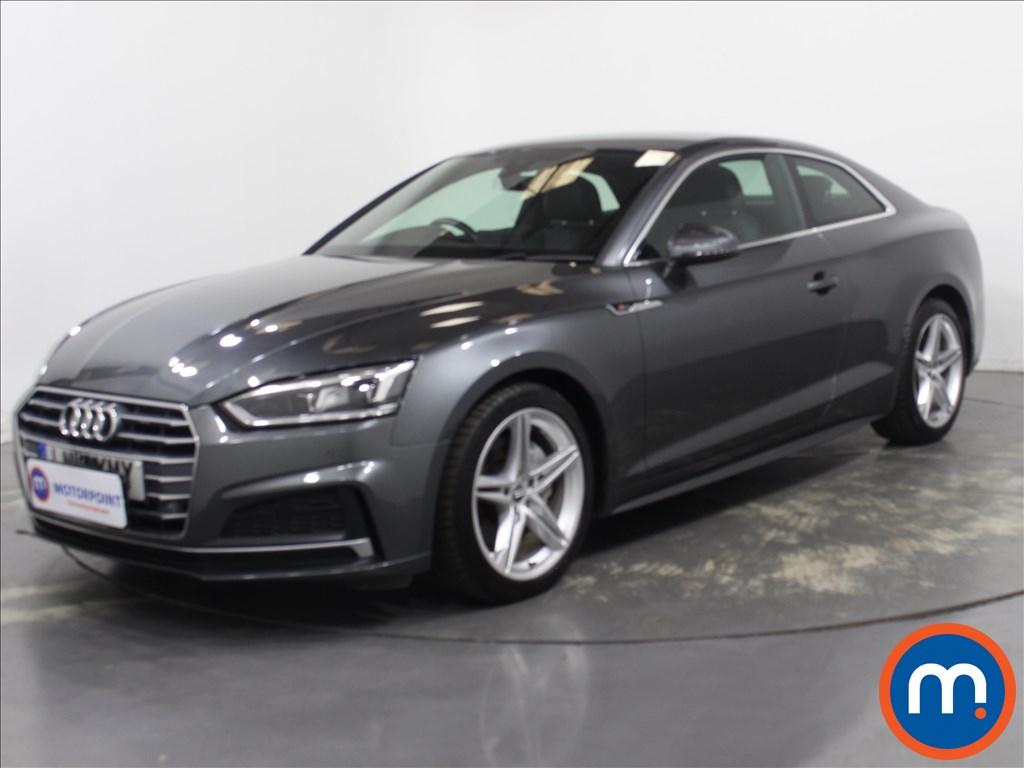 Audi A5 S Line - Stock Number 1134254 Passenger side front corner