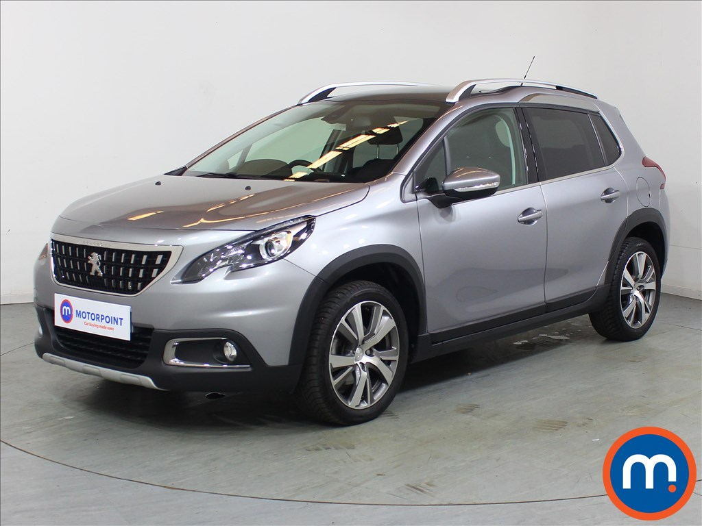 Peugeot 2008 Allure Premium - Stock Number 1134870 Passenger side front corner