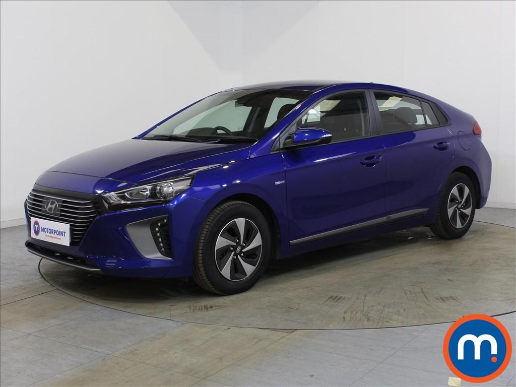 Hyundai Ioniq SE - Stock Number 1127142 Passenger side front corner