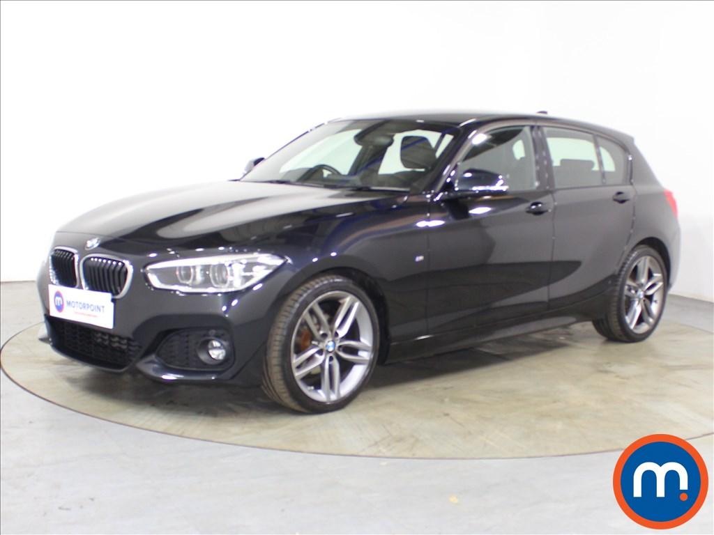 BMW 1 Series M Sport - Stock Number 1132975 Passenger side front corner