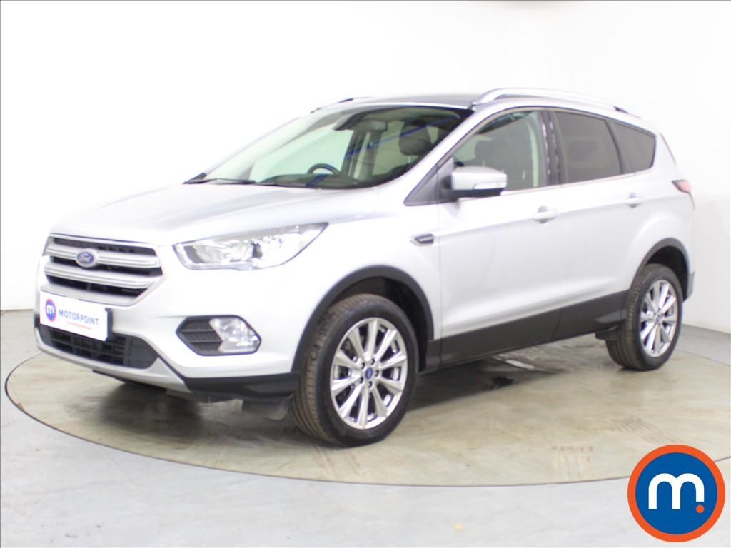 Ford Kuga Titanium Edition - Stock Number 1118137 Passenger side front corner