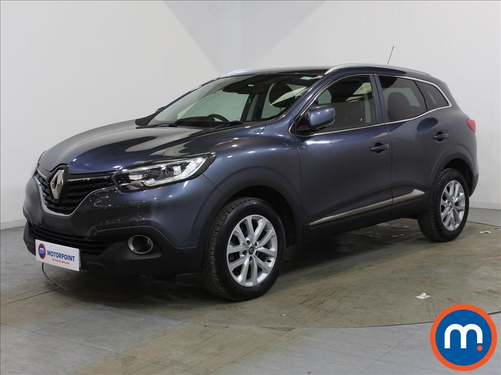 Renault Kadjar Dynamique Nav - Stock Number 1131481 Passenger side front corner