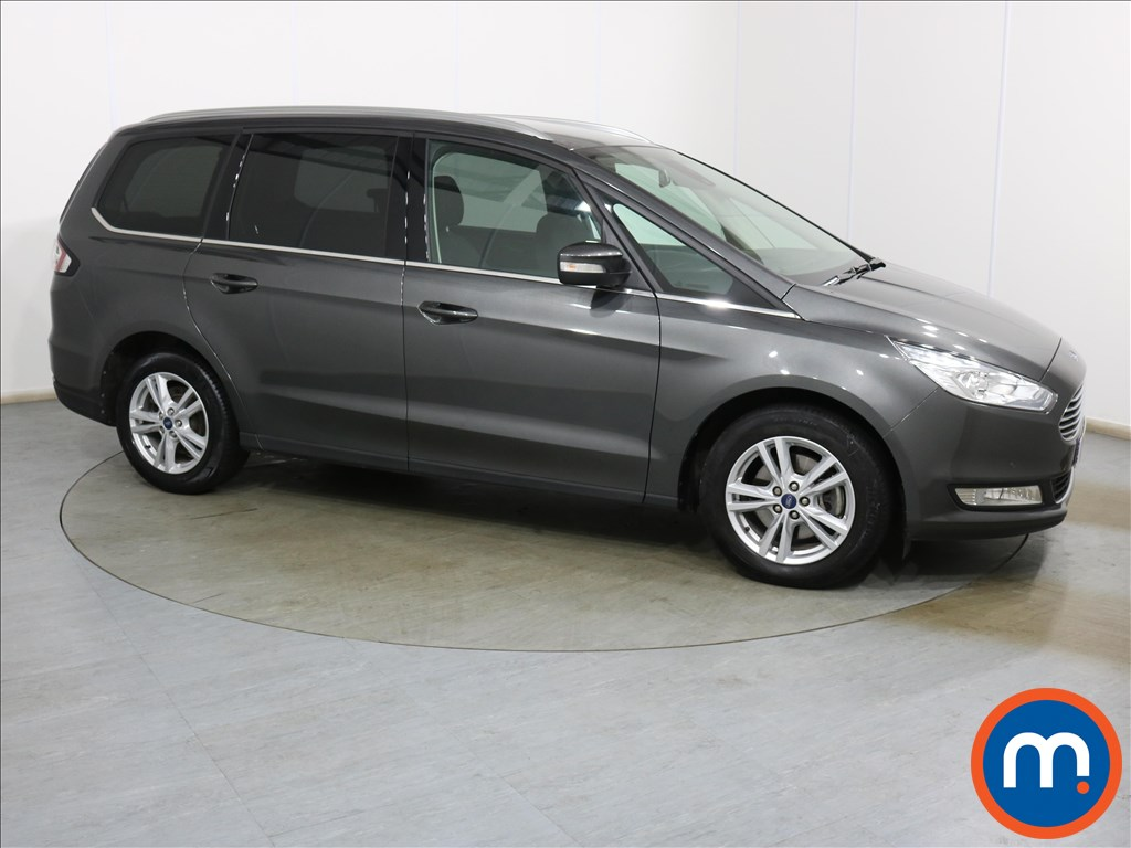 Ford Galaxy Titanium - Stock Number 1128716 Passenger side front corner